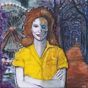 Erica Flynn cover by Zakary Kendall
